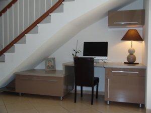 Aménagement meuble bureau
