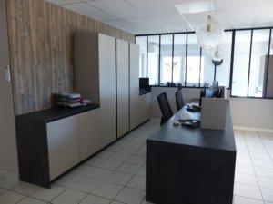 Des meubles sur mesure adaptés aux professionnels